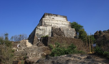 La Zona Arqueológica del Tepozteco, en Morelos, reabrirá a la visita pública