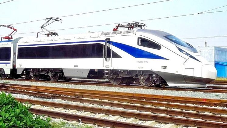 Laos construye ferrocarril que comunicara la capital del país con China