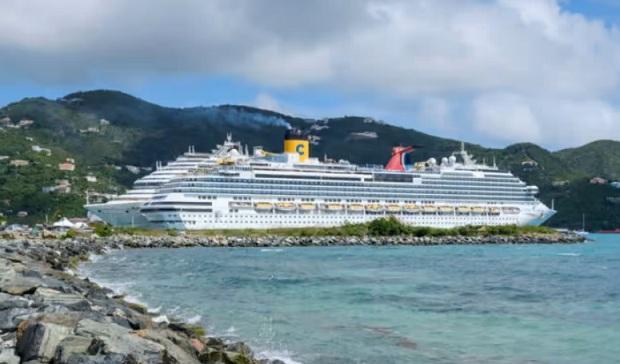 Islas Vírgenes Británicas están listas para una temporada de cruceros ocupada