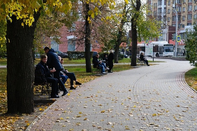 Los adolescentes de Tambov pueden encontrar trabajo temporalmente