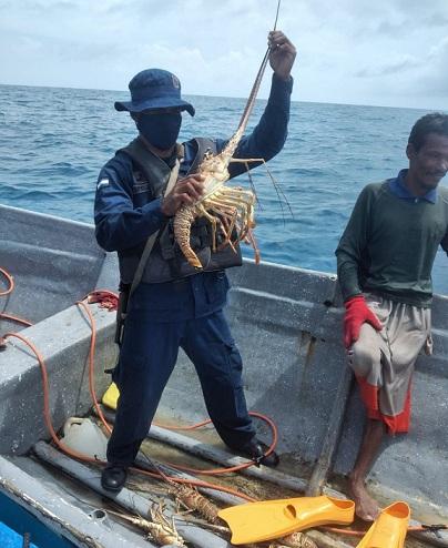 Inspeccionan 35 embarcaciones de pesca artesanal en Nicaragua