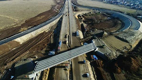 Tomsk recibirá mil 800 millones de rublos para la construcción de un anillo de transporte
