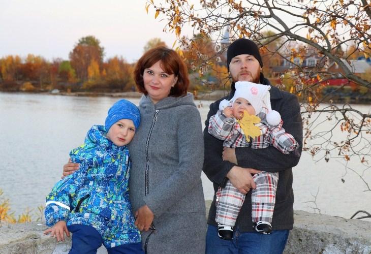 La primera familia de Carelia recibió tierras bajo el programa Arctic Hectare