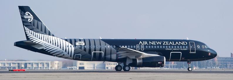 Air New Zealand abre la base de Brisbane para operaciones en Isla Norfolk