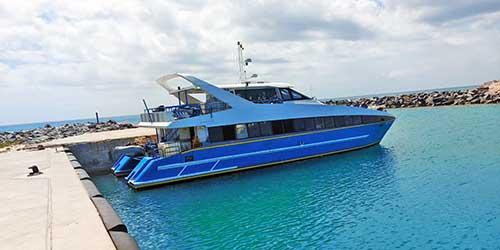Un ferry iniciara viajes a Sint Maarten a partir del mes de noviembre