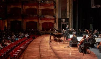 Con 65 años, la Orquesta de Cámara de Bellas Artes ha logrado reconocimiento internacional