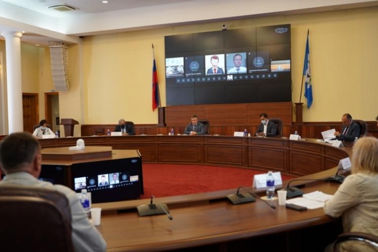 Irkutsk actualiza la estructura científica educativa de REC Baikal