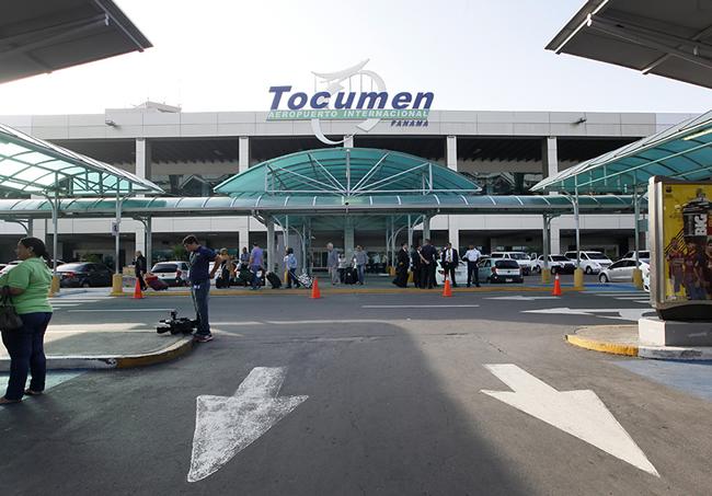 En Panamá, el tráfico de pasajeros en el aeropuerto de Tocumen creció en mayo