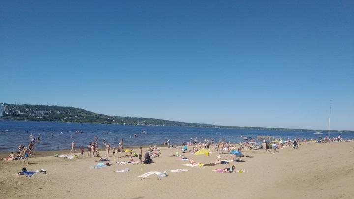 Se espera calor extremo en los proximos tres días en Sarátov