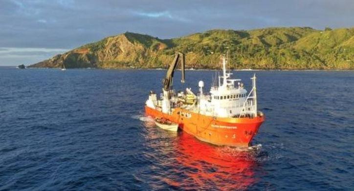 En Islas Pitcairn llevan a cabo estudio científico y ambiental
