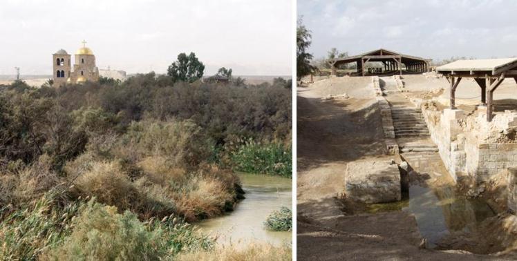 Aprueban Ley para el Desarrollo de terrenos adyacentes al sitio de bautismo en Jordania