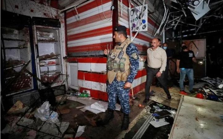Un atentado suicida en un mercado de Irak deja al menos 30 muertos