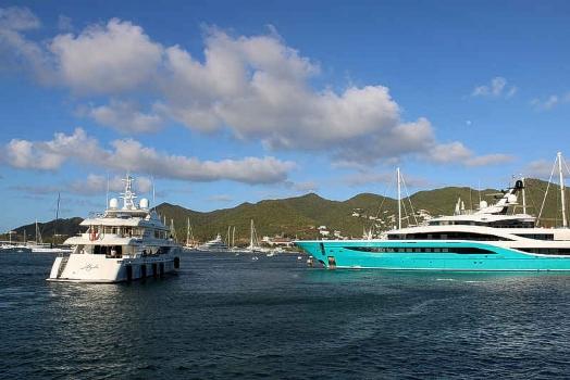 El Gobierno presta poca atención a la navegación en Sint Maarten