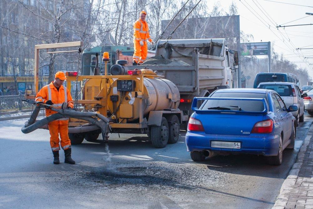 Novosibirsk recibira 600 millones adicionales para reparaciones de carreteras