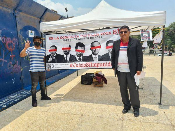 INE da aval a Morena para promover la consulta popular contra ex presidentes