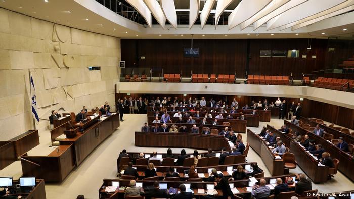 Israel en vías de aprobar presupuesto, es señal de estabilidad