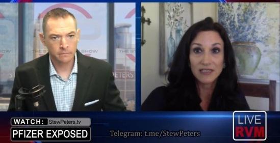 Una ex empleada de Pfizer confirma que la vacuna contiene nanopartículas de óxido de grafeno