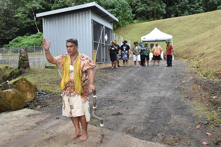 En Islas Cook, ya hay agua limpia en Ngatoe, por planta de tratamiento