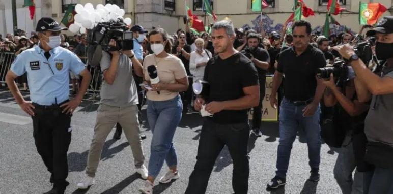 Un Juez demanda por crímenes de lesa humanidad al Presidente de Portugal, por las vacunas y el covid