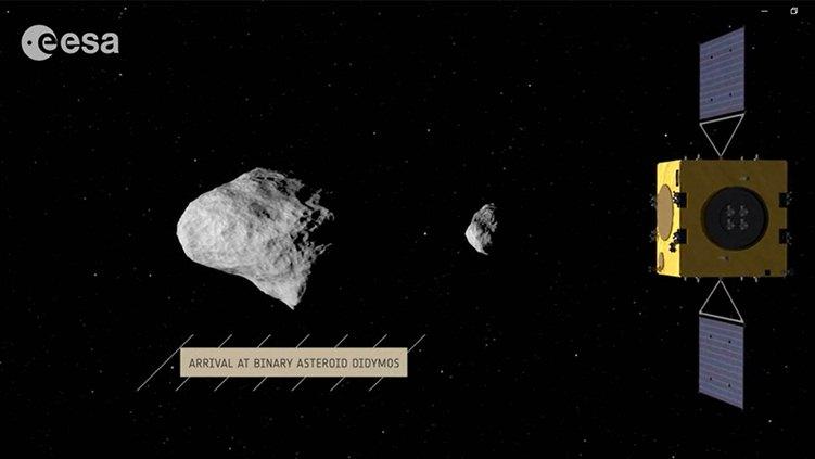 Monitoreo del espacio, sustancial para actuar ante el impacto de objetos extraterrestres