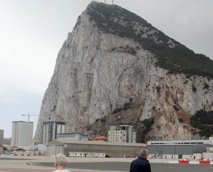 Denuncian la escala de un submarino nuclear estadounidense en Gibraltar
