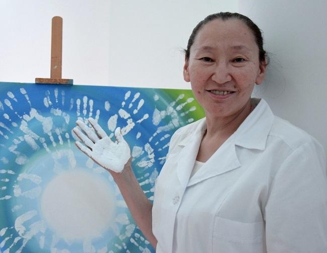 El primer centro para masajes de ciegos abrió en la capital de Sajá