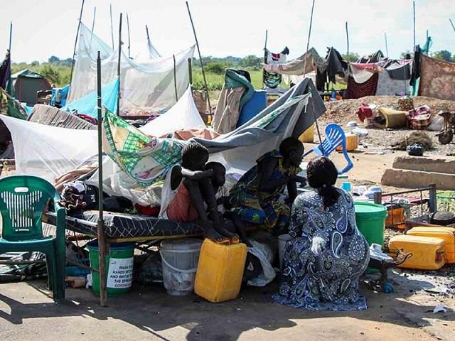 Más de 600 mil personas afectadas por inundaciones en Sudán del Sur