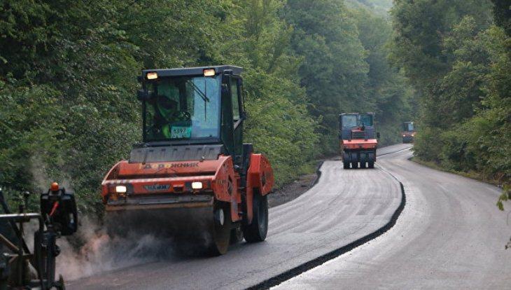 Aplazan reparaciones viales en Crimea, debido a las fuertes lluvias